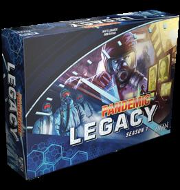Z-MAN Games Pandemic Legacy: Season 1 (Blue)