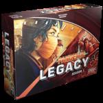 Z-MAN Games Pandemic Legacy: Season 1 (Red)