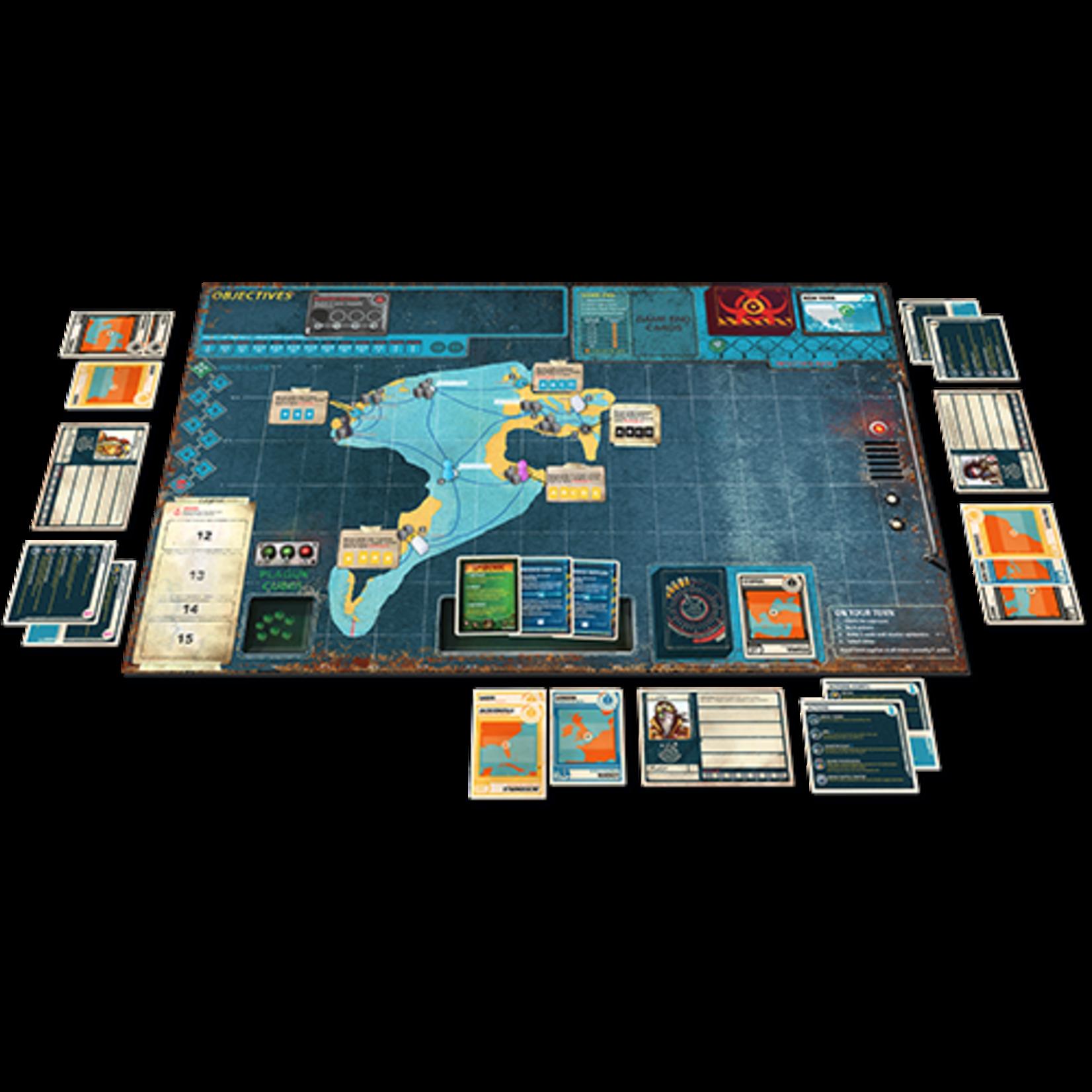 Z-MAN Games Pandemic Legacy: Season 2 (Yellow Edition)