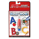 Melissa and Doug Water WOW! Alphabet