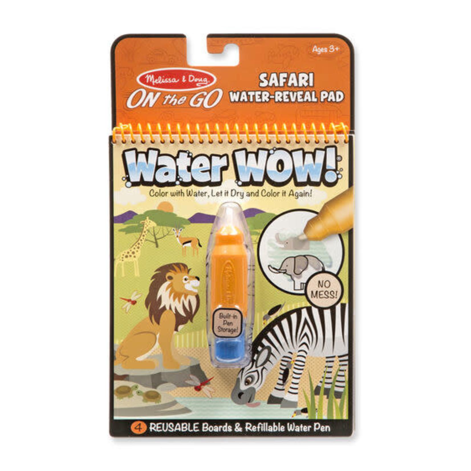 Melissa and Doug Water WOW! Safari