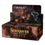 Magic: The Gathering MTG Strixhaven Draft Booster Box