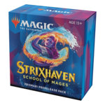Magic: The Gathering MTG Strixhaven Prerelease Pack - Prismari (UR)