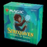Magic: The Gathering MTG Strixhaven Prerelease Pack - Quandrix (GU)