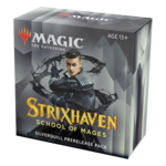 Magic: The Gathering MTG Strixhaven Prerelease Pack - Silverquill (WB)