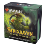 Magic: The Gathering MTG Strixhaven Prerelease Pack - Witherbloom (BG)