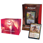 Magic: The Gathering MTG Strixhaven Commander Deck - Lorehold Legacies (RW)