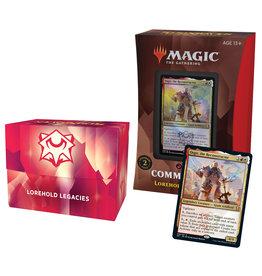 Magic: The Gathering MTG Strixhaven Commander Deck - Lorehold Legacies (RW)