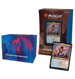 Magic: The Gathering MTG Strixhaven Commander Deck - Prismari Performance (UR)