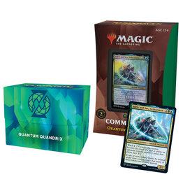 Magic: The Gathering MTG Strixhaven Commander Deck - Quantum Quandrix (GU)