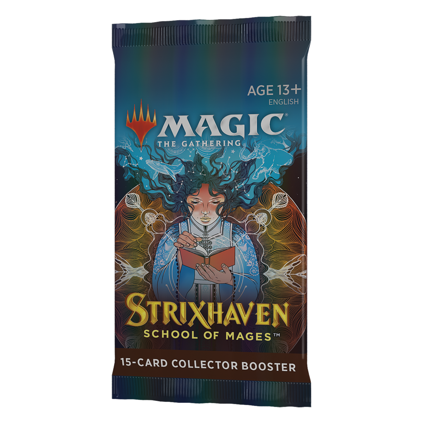 Magic: The Gathering Magic: The Gathering - Strixhaven: School of Mages - Collector Booster Pack