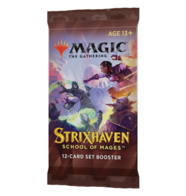 Magic: The Gathering MTG Strixhaven Set Booster Pack