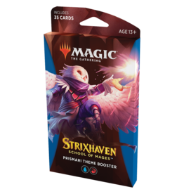 Magic: The Gathering MTG Strixhaven Theme Booster Pack - Prismari (UR)
