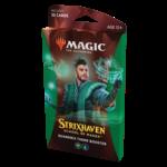Magic: The Gathering MTG Strixhaven Theme Booster Pack - Quandrix (GU)