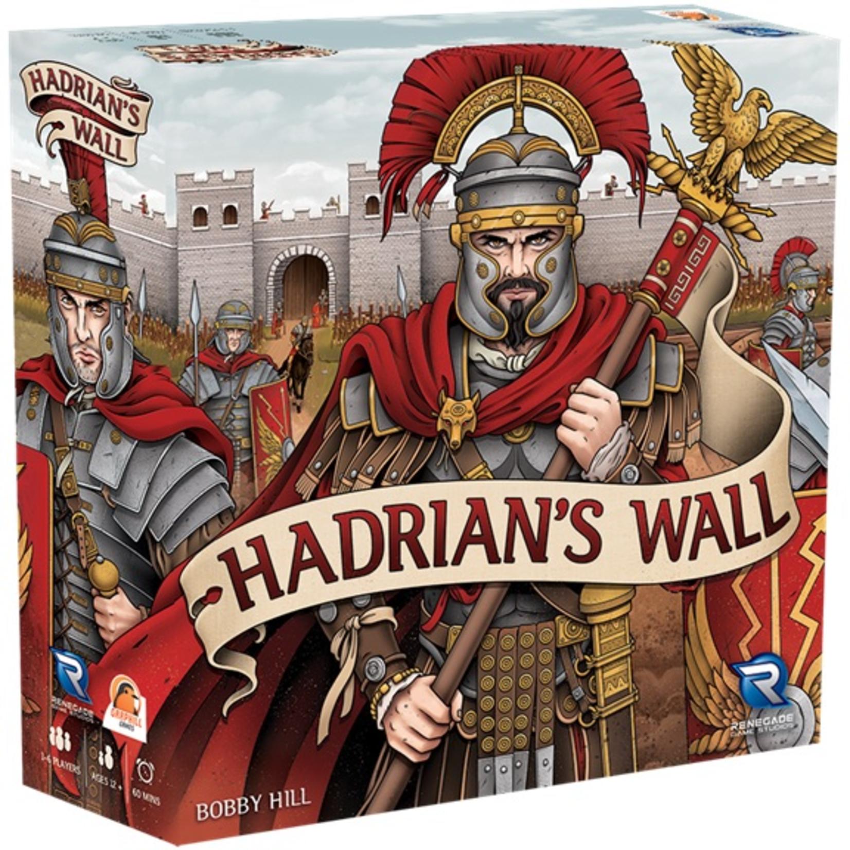 Renegade Hadrian's Wall