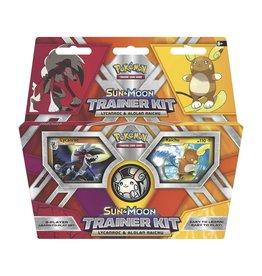 Pokémon Pokémon Trainer Kit Lycanroc & Alolan Raichu