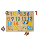 Melissa and Doug Number Sound Puzzle 21p