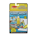 Melissa and Doug Water Wow: Connect the Dots Vehicles
