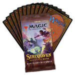 Magic: The Gathering MTG Strixhaven Japanese Set Booster Pack