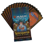 Magic: The Gathering MTG Strixhaven Collector Booster Pack