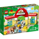 LEGO LEGO Duplo: Horse Stable and Pony Care