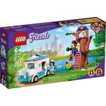 LEGO LEGO Friends: Vet Clinic Ambulance