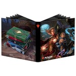 Ultra Pro Magic: The Gathering Strixhaven 12 Pocket Binder Will and Rowan