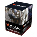 Ultra Pro Magic: The Gathering Strixhaven Shaile, Dean of Radiance & Embrose Dean of Shadow Pro-100+ Deck Box