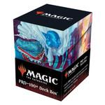 Ultra Pro Magic: The Gathering Strixhaven Uvilda, Dean of Perfection & Nassari, Dean of Expression Pro-100+ Deck Box