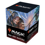 Ultra Pro Magic: The Gathering Strixhaven Valentin, Dean of the Vein & Lisette, Dean of the Root Pro-100+ Deck Box