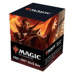 Ultra Pro Magic: The Gathering Strixhaven Plargg, Dean of Chaos & Augusta,  Dean of Order Pro-100+ Deck Box