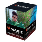 Ultra Pro Magic: The Gathering Strixhaven Kianne, Dean of Substance & Imbraham, Dean of Theory Pro-100+ Deck Box