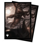 Ultra Pro Magic: The Gathering Strixhaven Shadrix Silverquill Deck Protectors (100ct.)