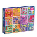 Galison Zodiac Power  - 1000 Piece Jigsaw Puzzle