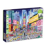 Galison Times Square by Michael Storrings  - 1000 Piece Jigsaw Puzzle