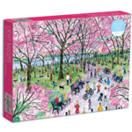 Galison Cherry Blossoms by Michael Storrings  - 1000 Piece Jigsaw Puzzle