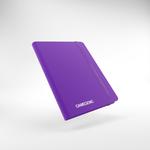 Gamegenic Gamegenic Casual: 18 Pocket Binder (Purple)