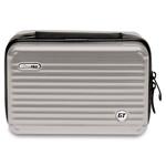 Ultra Pro The Grand Tour Luggage Deck Box (Silver)