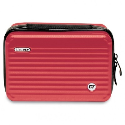 GT Luggage Deck Box Red