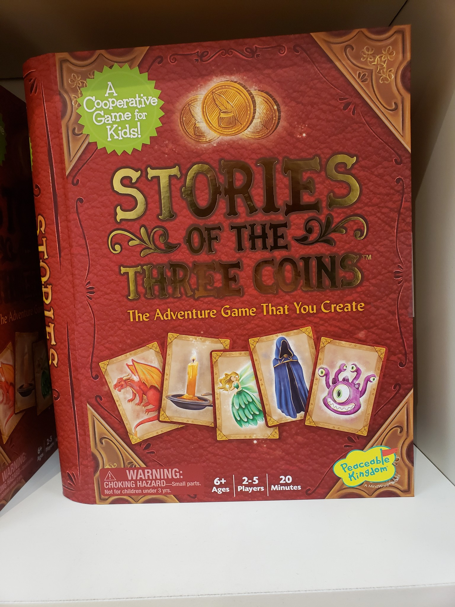 stories of three coins