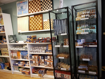 chess section