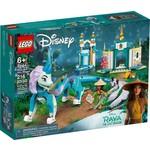 LEGO LEGO Disney: Raya and Sisu Dragon