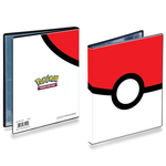 Pokémon Binder 4 Pkt PKM Pokeball