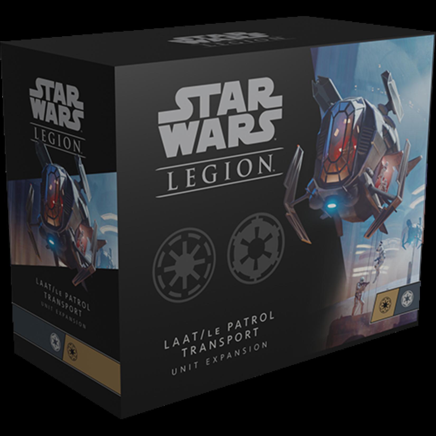 Fantasy Flight Games Star Wars Legion: LAAT/Le Patrol Transport Expansion