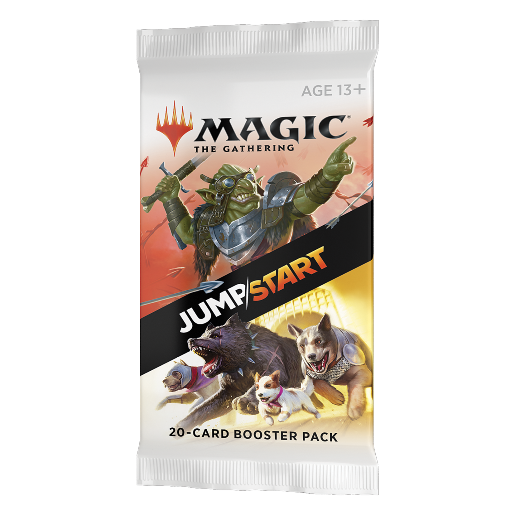 Magic: The Gathering Magic: The Gathering - Jumpstart Booster Pack