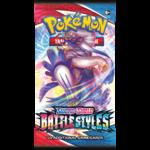Pokémon Pokémon Battle Styles Booster Pack
