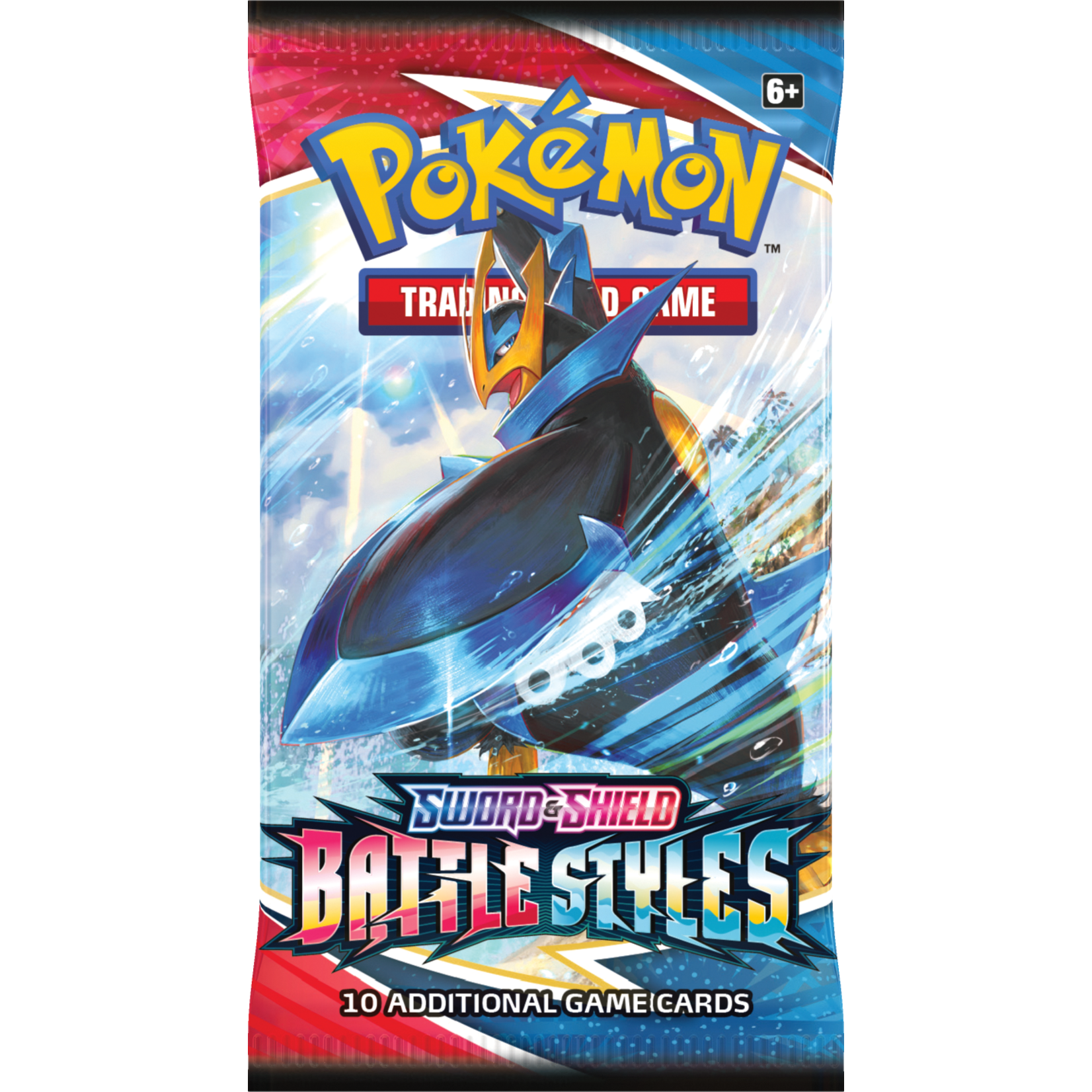 Pokémon Pokémon TCG: Sword & Shield—Battle Styles Booster Pack