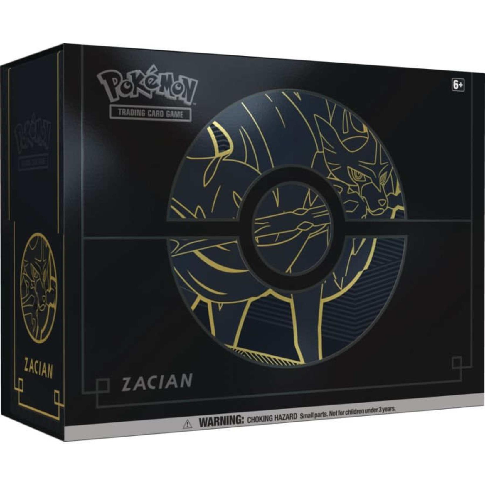 Pokémon Pokémon TCG: Sword & Shield Elite Trainer Box Plus (Zacian)