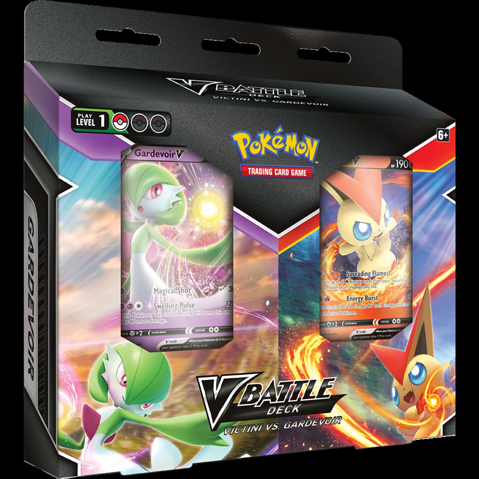 Pokémon Pokémon TCG: V Battle Deck—Victini vs. Gardevoir