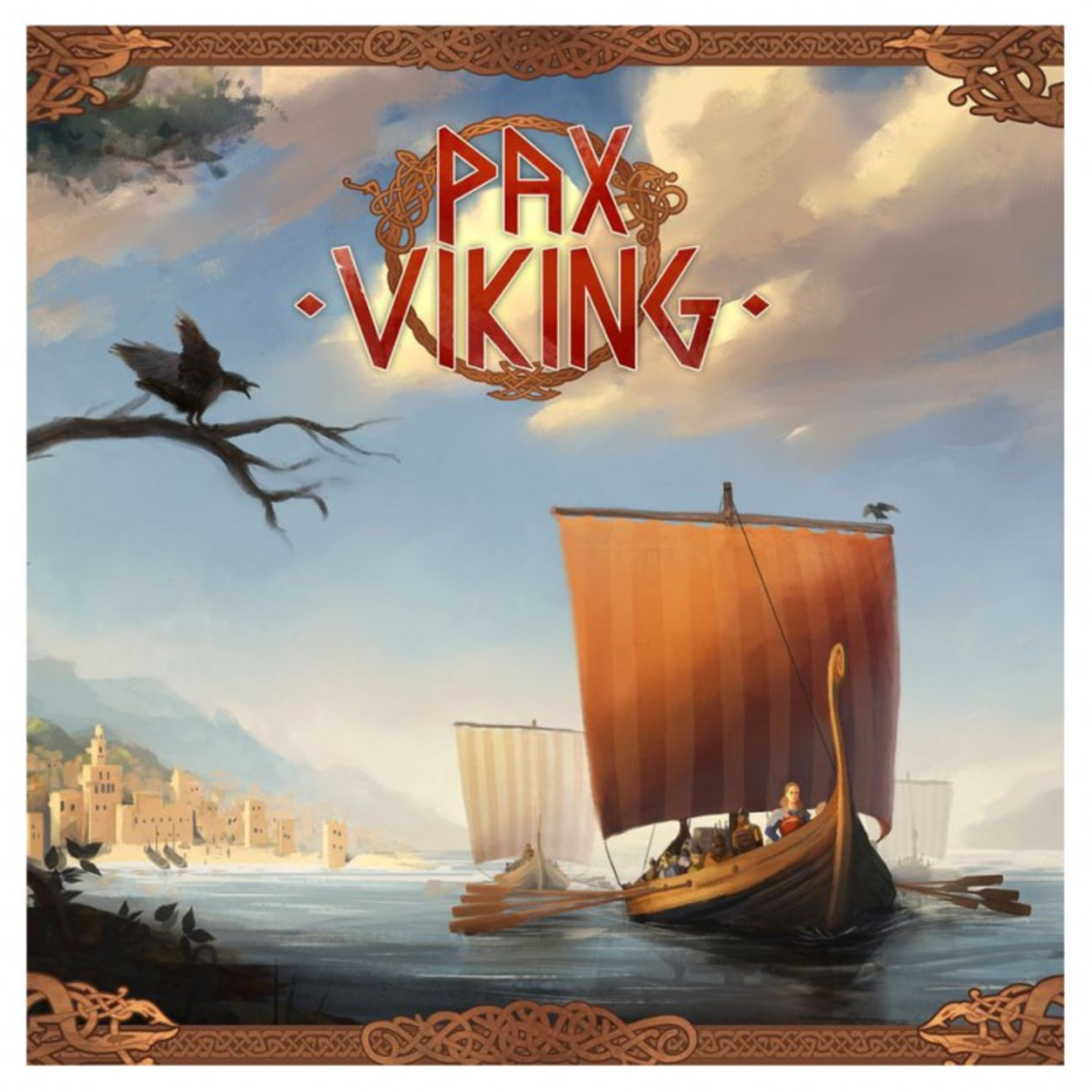 Mr. B. Games Pax Viking